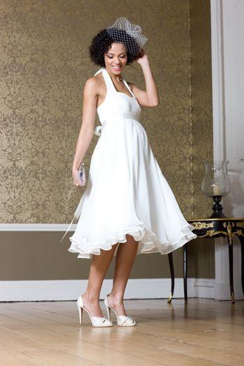 Mamarella Brautmode Für Schwangere  Braut Brautkleid
