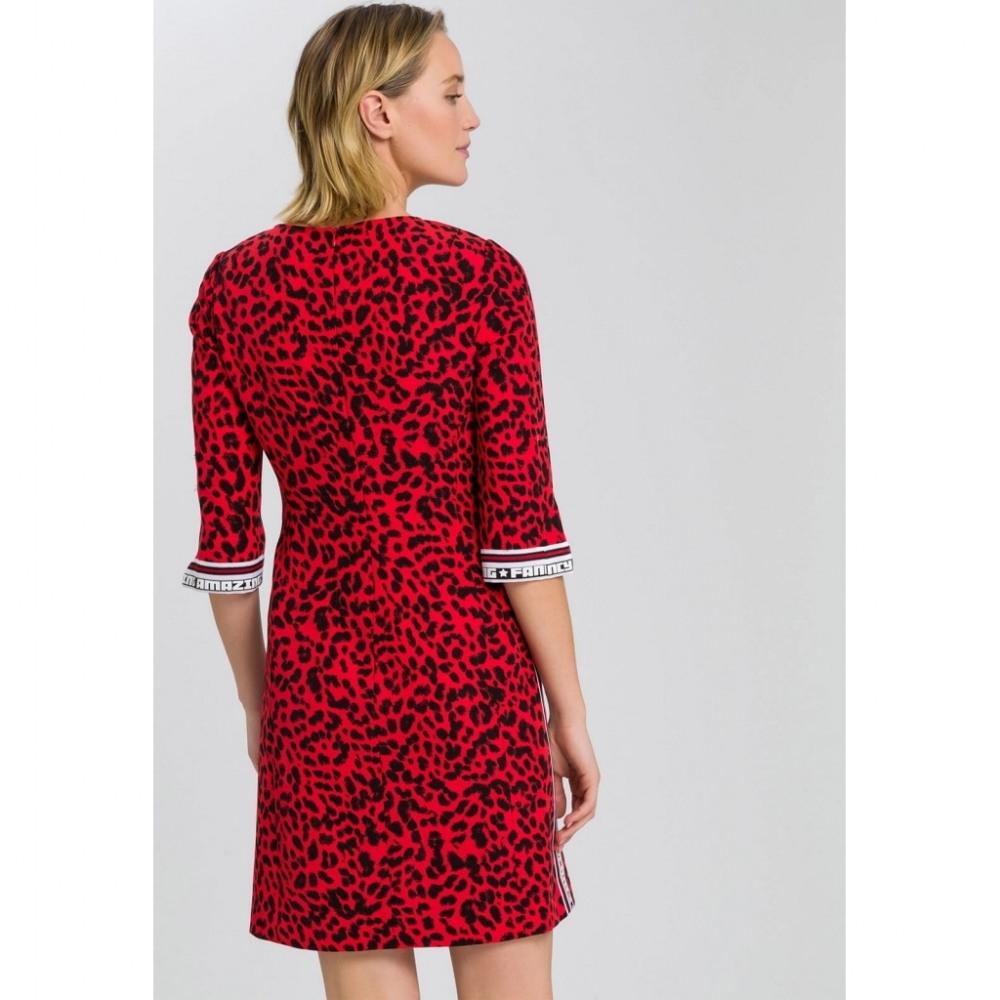 Marc Aurel Kleid Rot Für Damen  Sale Strandpassage