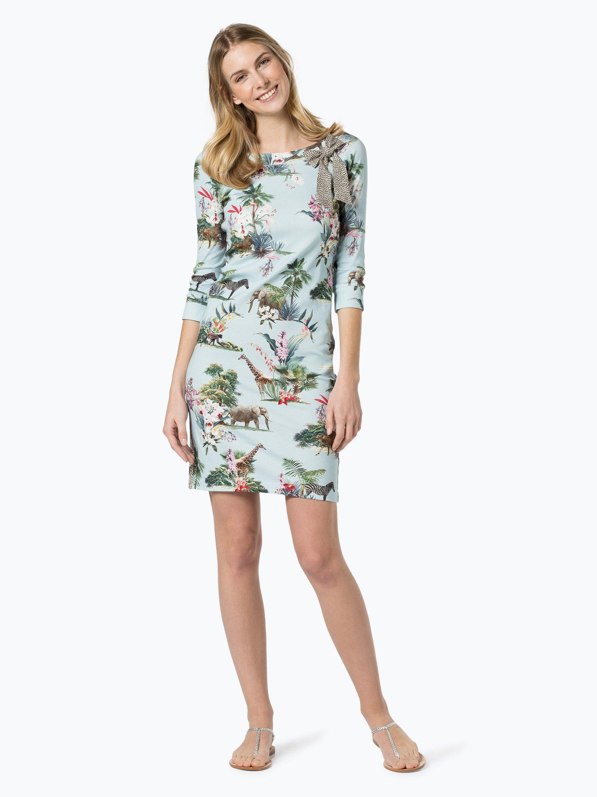 Marc Cain Collections Damen Kleid Online Kaufen  Peekund