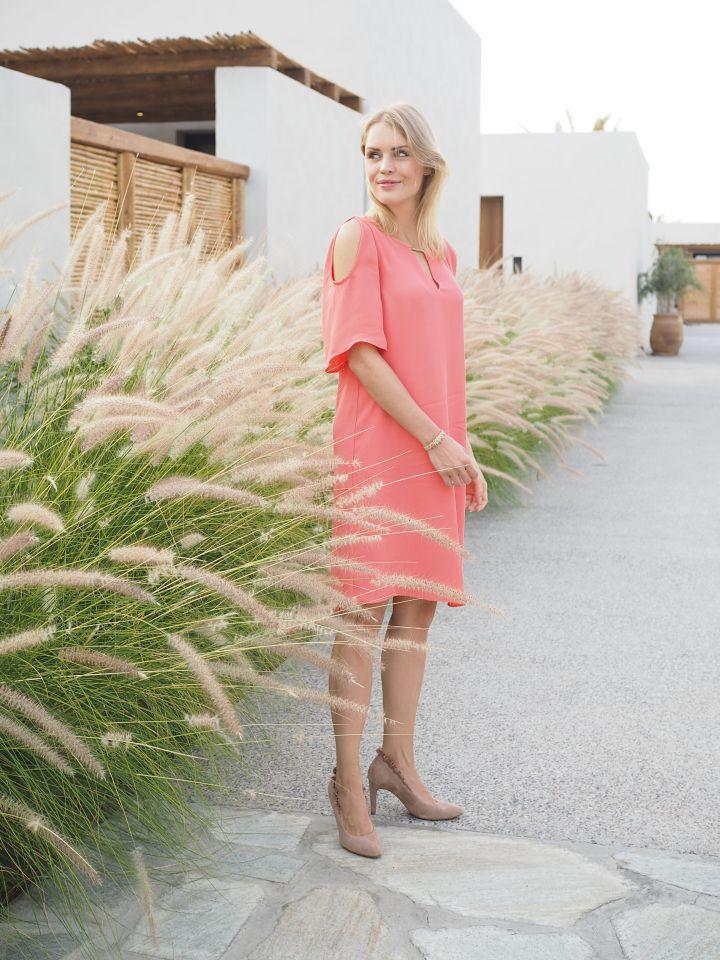 Marcel Ostertag Kollektion Mit Tamaris  Kleider Mode