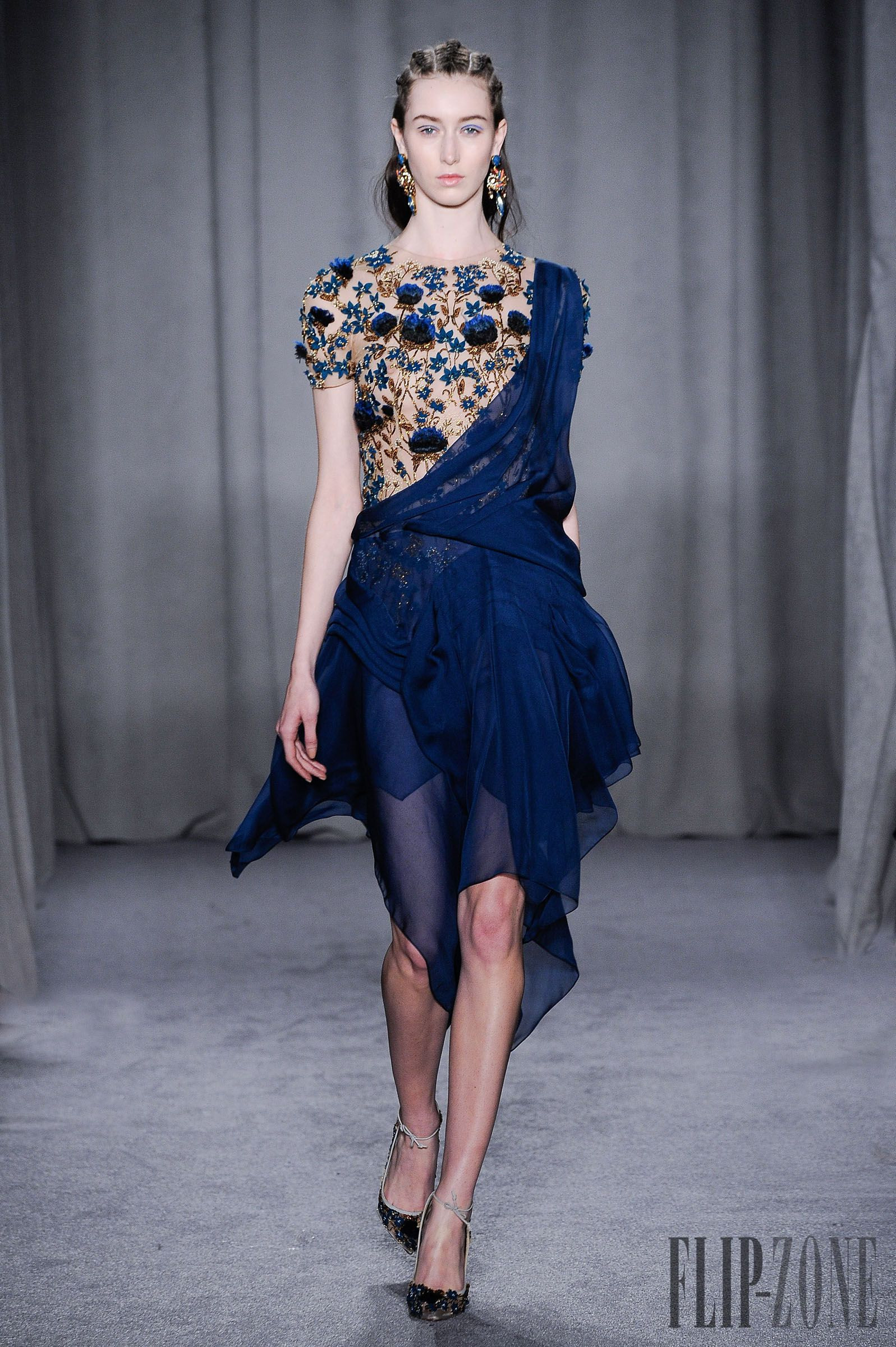 Marchesa Automnehiver 20142015  Prêtàporter  Fashion