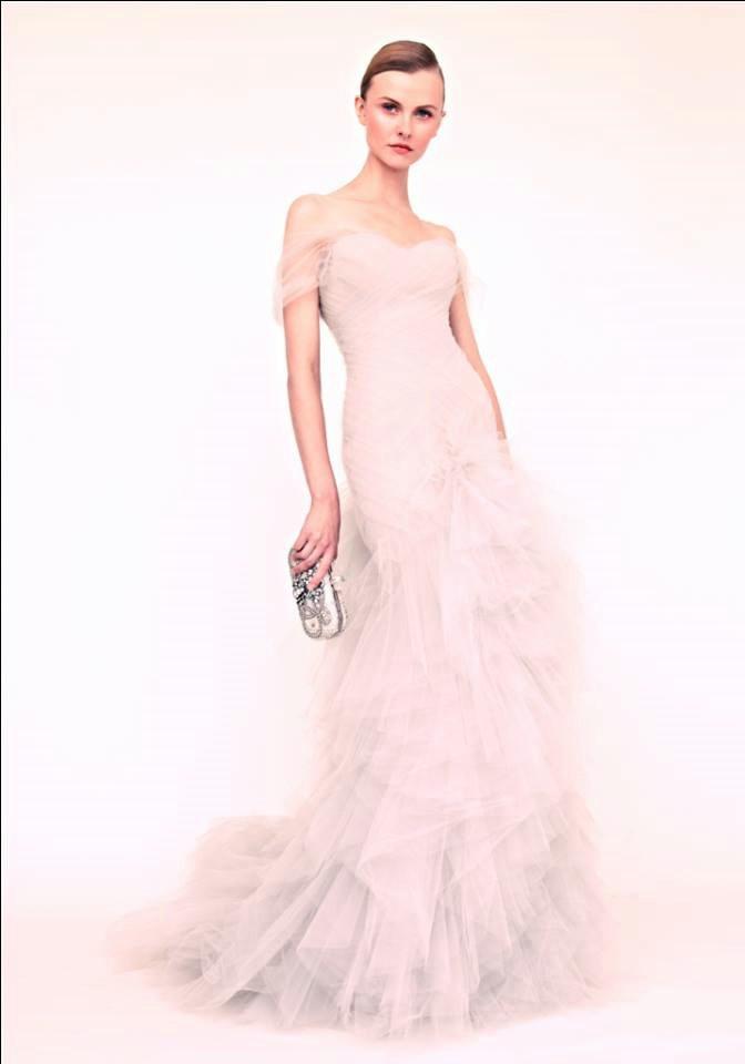 Marchesa  Schöne Kleider Brautkleider Romantisch Abendkleid