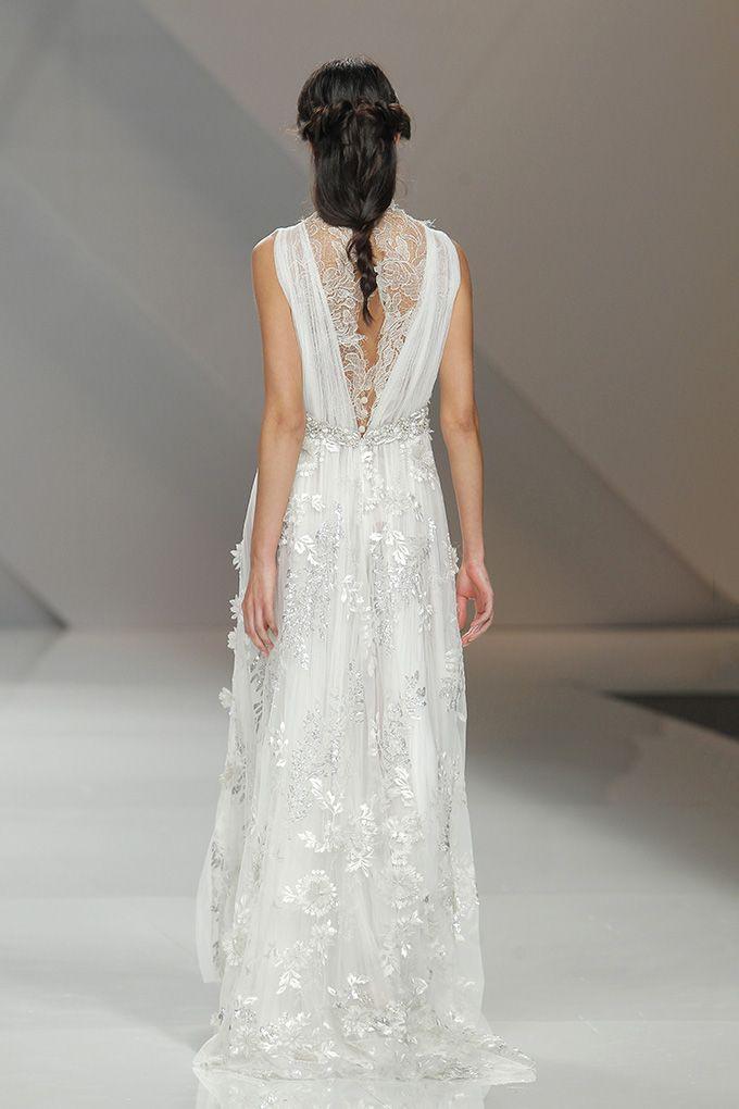 Marco  María Kollektion 2018  Brautkleid Designer