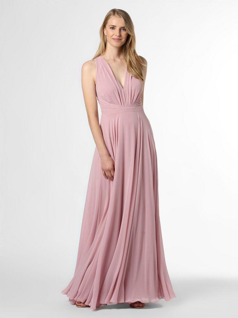 Marie Lund Abendkleid Rosa  Abendkleid Abendkleid Rosa