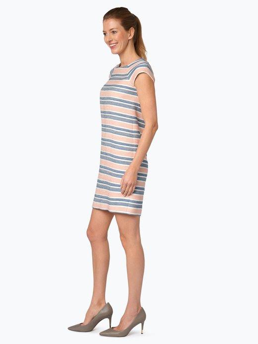 Marie Lund Damen Kleid Mit Leinenanteil Online Kaufen
