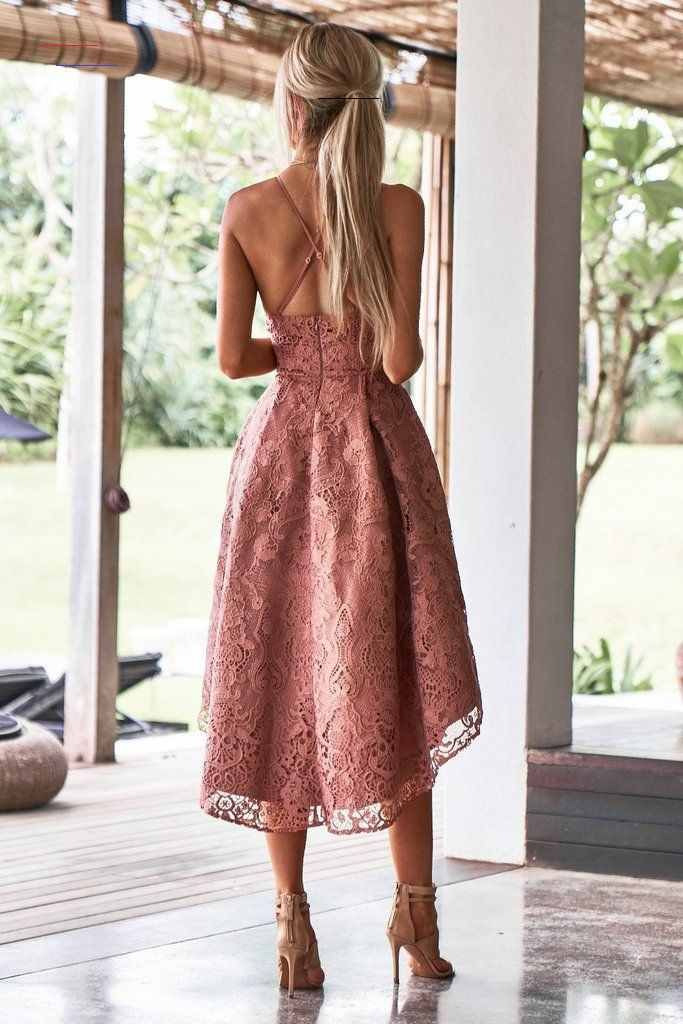 Marilyn Dress - Mauve - #Weddingguestdress In 2020   Kleid