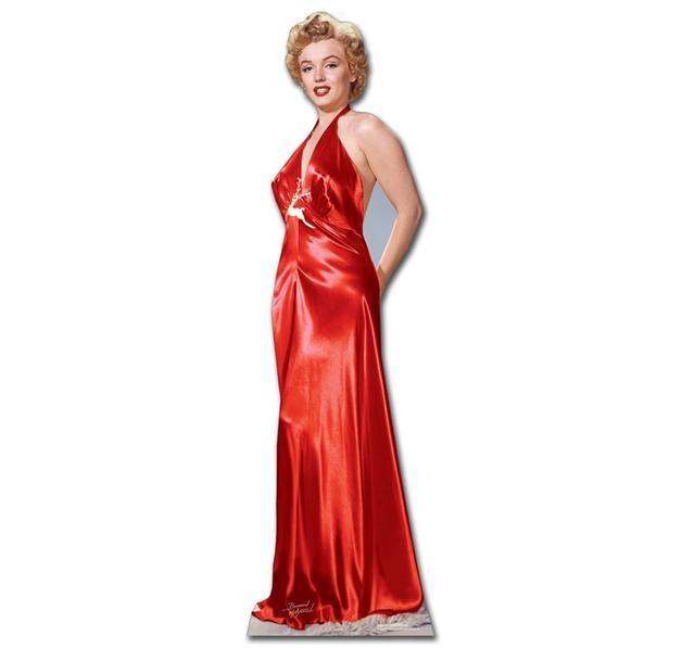 Marilyn Monroe Stand Up Mit Bildern  Rot Anziehen