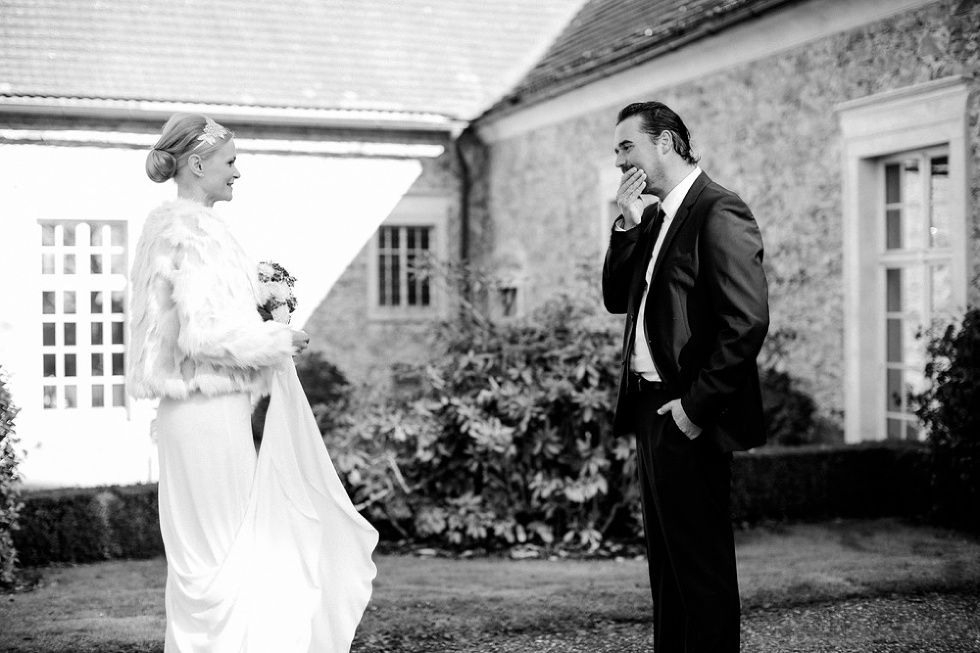 Marion  Thomas  Hochzeit In Schloss Altenhof Im