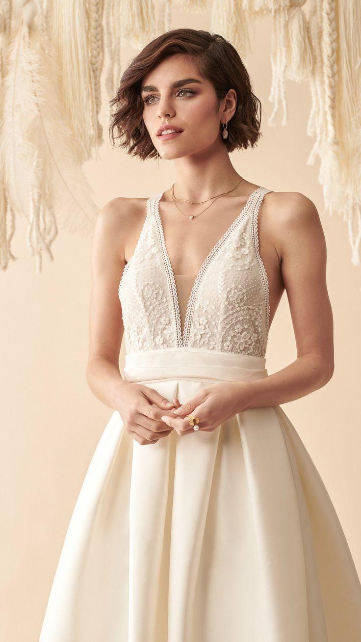 Marylise 2020  Brautkleid Königliche Kleider Kleid Hochzeit