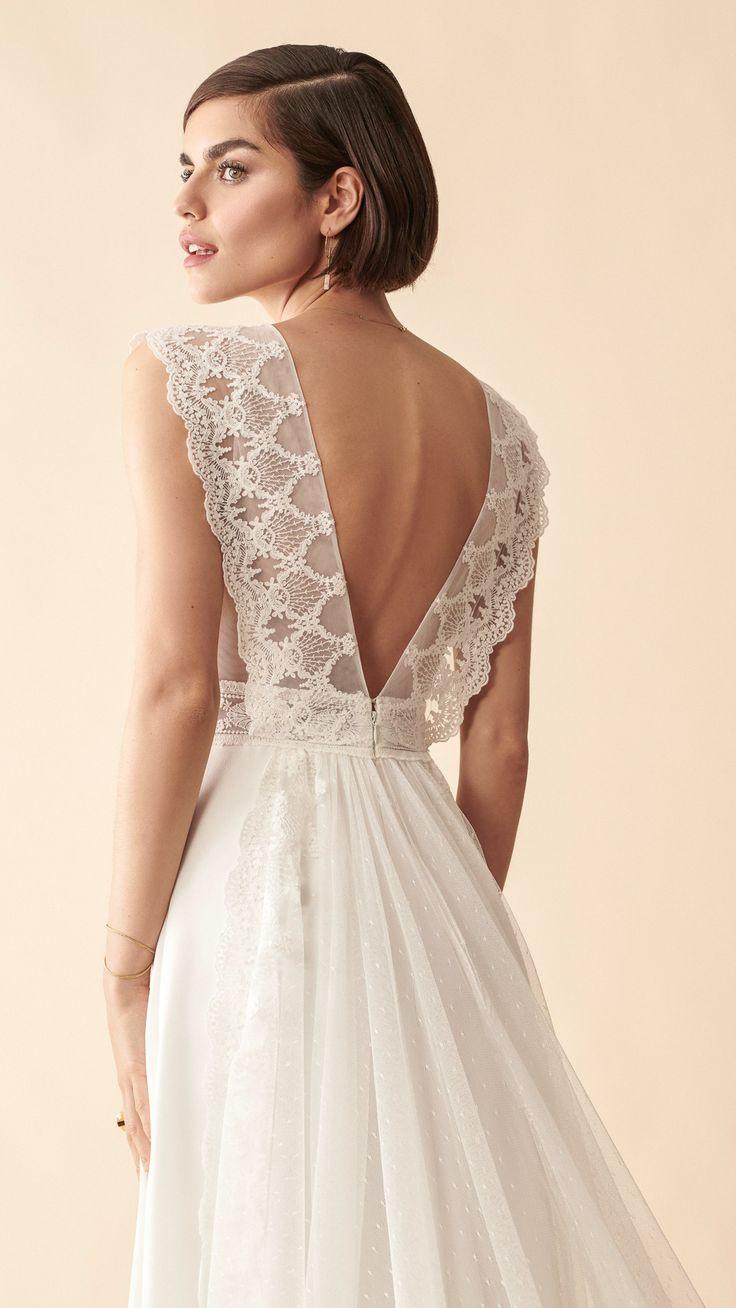 Marylise Brautkleider  Kleid Hochzeit Brautkleid