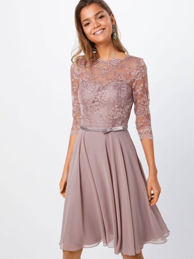 Mascara Kleid Damen Altrosa Größe 34 In 2020  Kleid