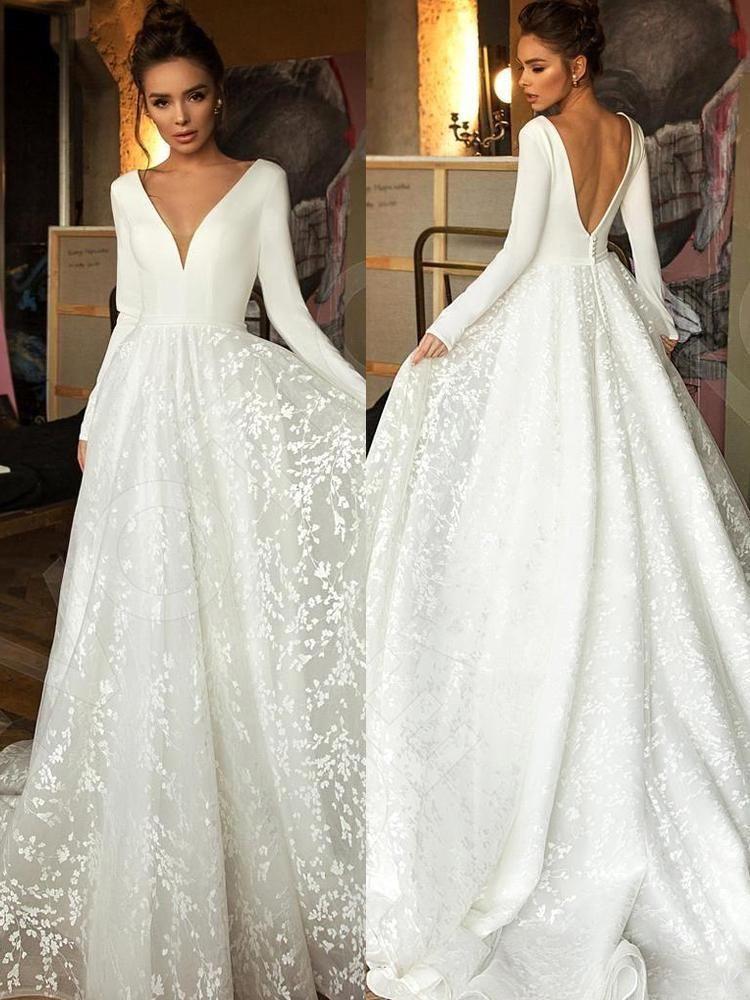 Maßgeschneiderte Hochzeitskleid Fabrik Exporthandel Für