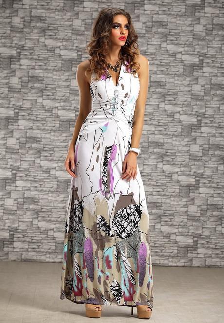 Maxi Kleid Abendmode