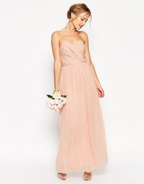 Maxi Kleid Für Hochzeitsgast