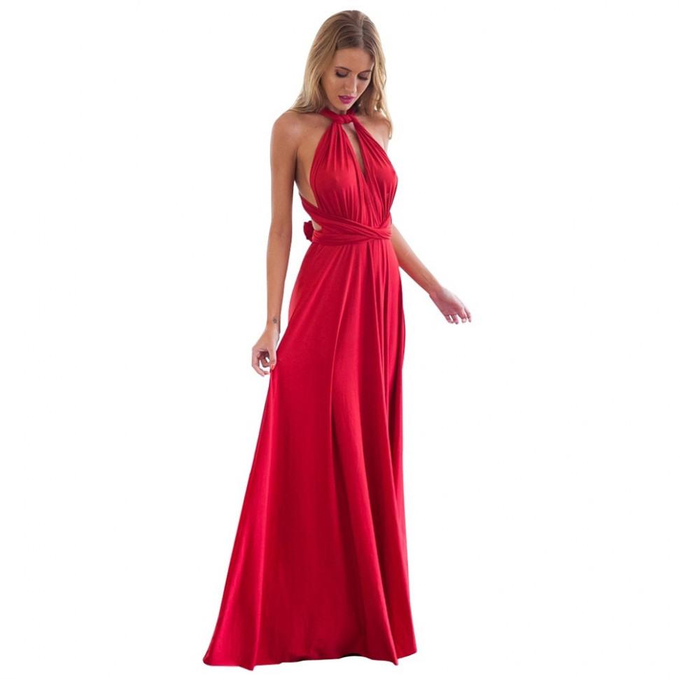 Maxi Kleider Hochzeit  Abendkleider