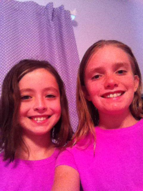 Me And My Friend Morgan  Kinder Mode Kleider