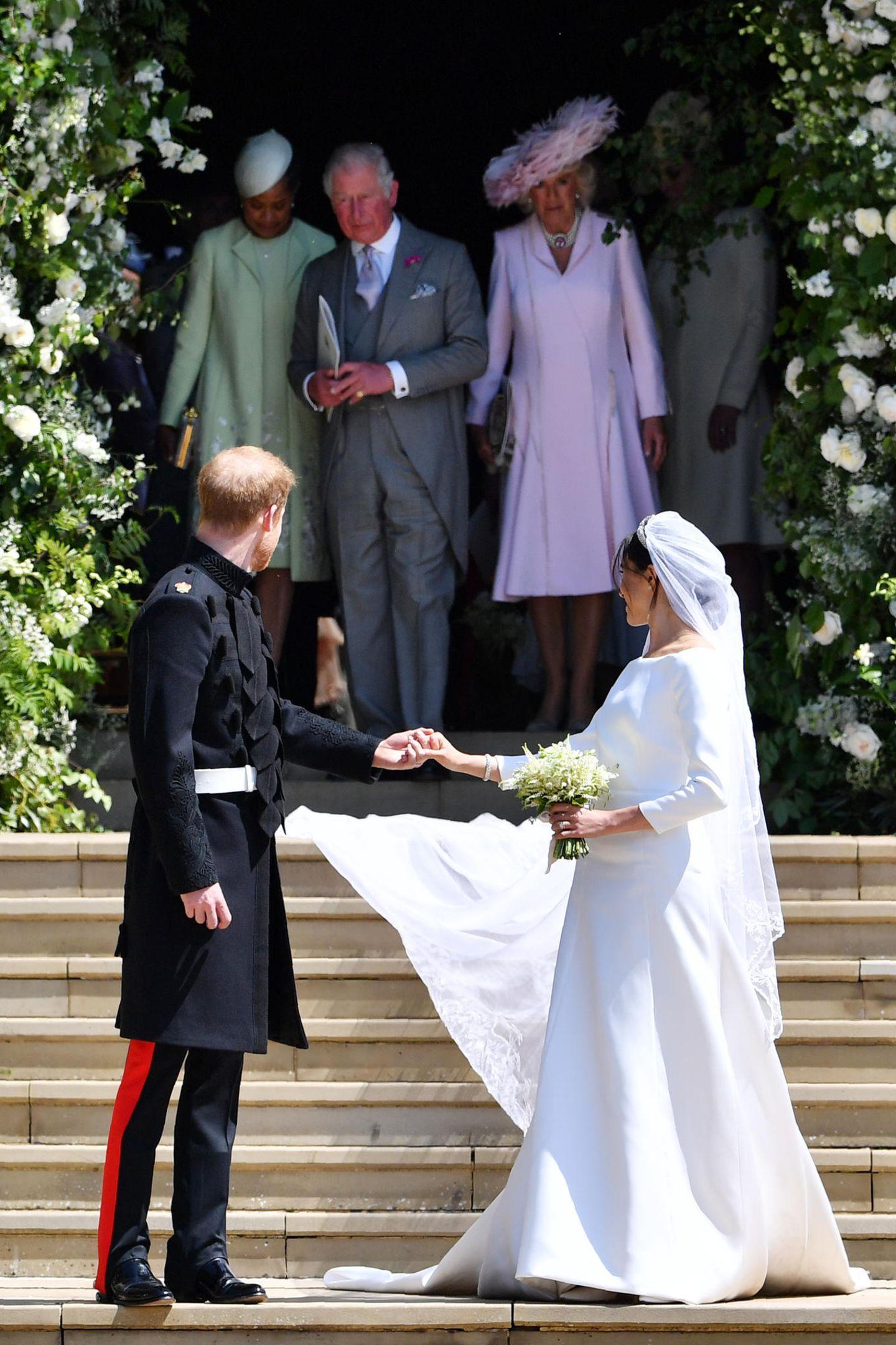 Meghan Markle  Prinz Harry Die Royale Hochzeit Des