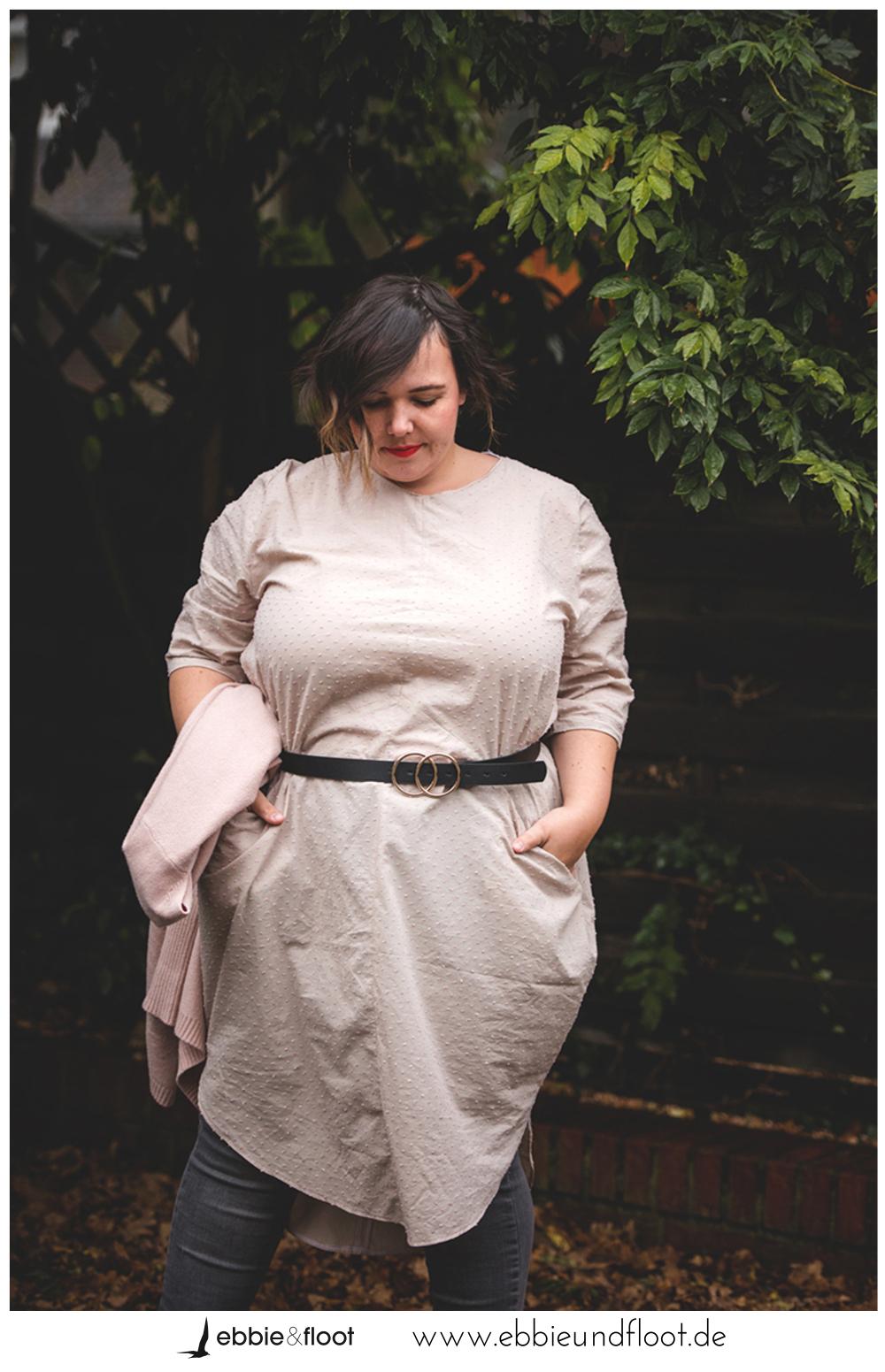 Mehr Selbstbewustsein Mit Kleid Trine  Cocoon Kleid