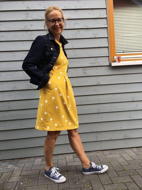 Mein 1 Chloekleid  Kleidung Modestil Diy Nähen Kleidung