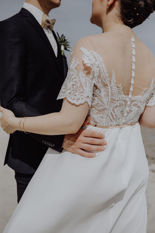 Mein Hochzeitskleid  Anprobe Accessoires  Babybump