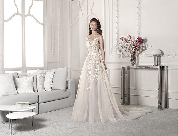 Mein Hochzeitsladen  Demetrios  Brautmode Kleid