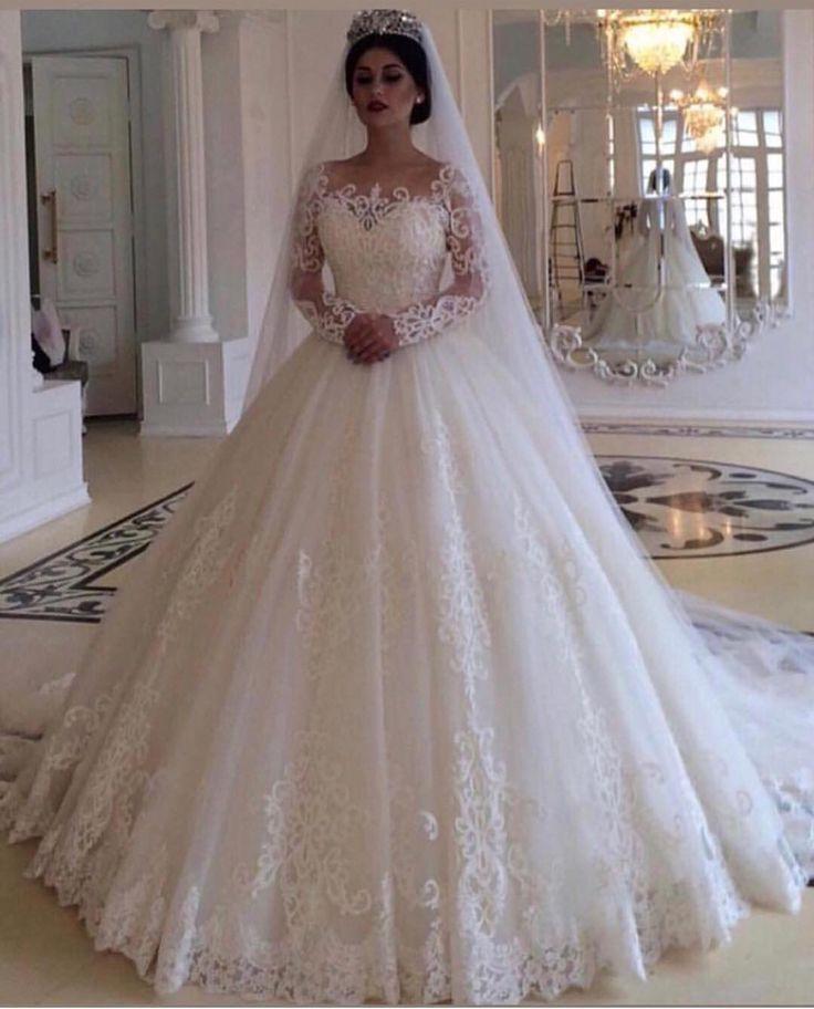 Meine 💕Adresi  Prinzessin Kleid Hochzeit Kleider