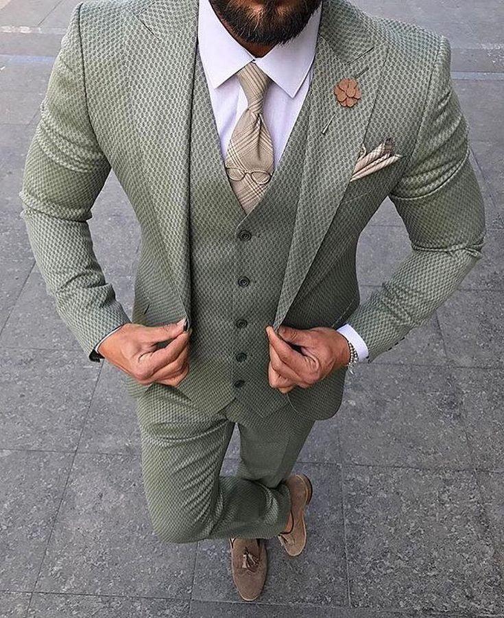Menclothessuits  Mann Anzug Hochzeit Anzug Hochzeit