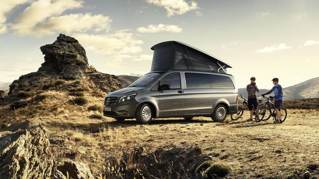 Mercedes Vito 2020 Neue Basis Für Den Marco Polo