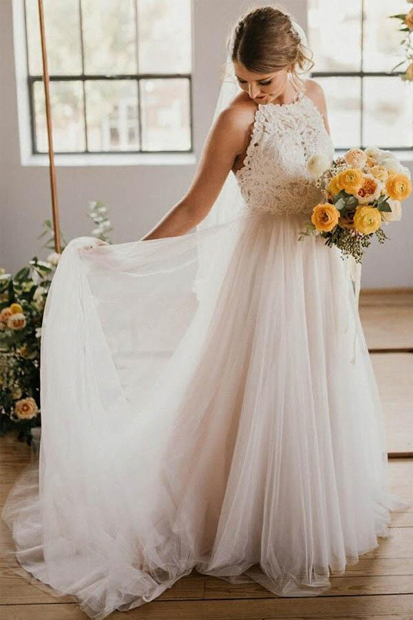 Mermaid Wedding Dress For Aire Boho Collection 2020