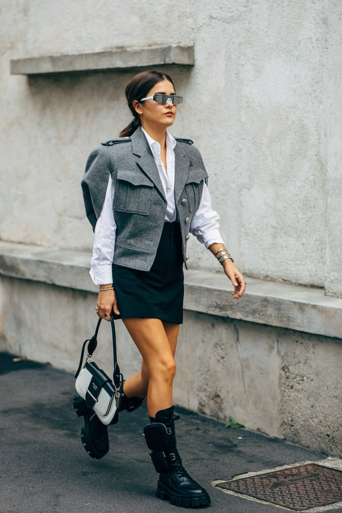 Mfw Day 1  The Best Street Style At Milan Fashion Week