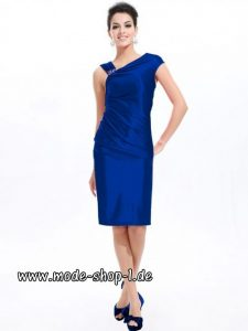 Midi Cocktailkleid Leonore Festlich In Blau Kleid