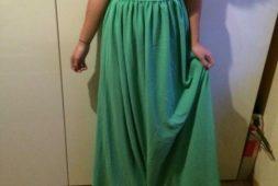 grunes-kleid