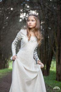 "Mittelalter Kleid ""Die Zauberin""  Mittelalter Kleid"