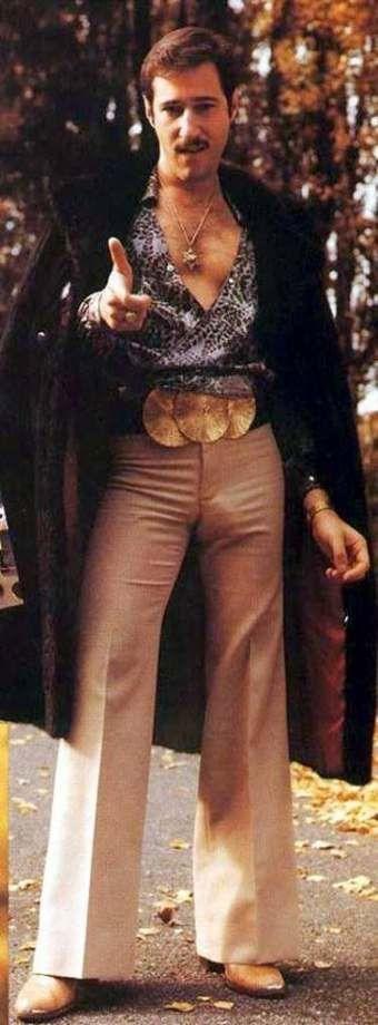 Mode 70Er Jahre Männer Zappelschuppen 42 Ideen  70Er Mode