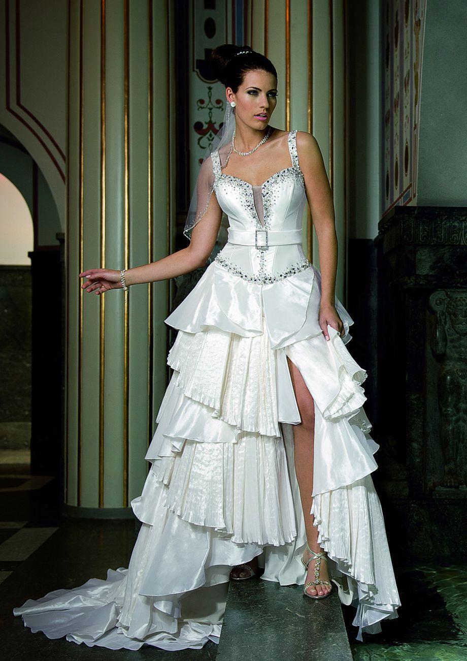Mode Für Die Braut Die Sich Was Traut  Manager Magazin