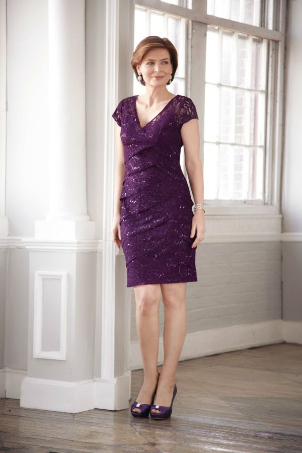 Mode Für Reifere Damen  Hübsch Und Schick Auch Mit 50