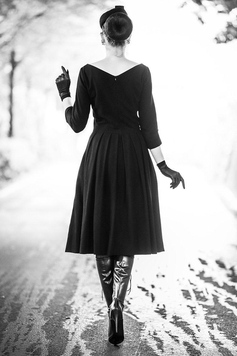 Modemusthaves Für Den Herbst Kleider Stiefel Hüte