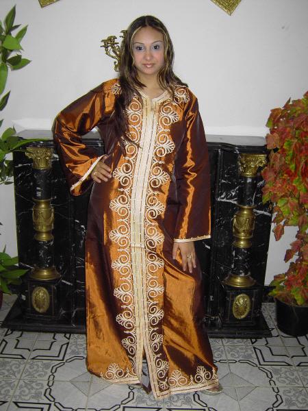 Moderne Abaya Orientalische Kleidung Bei Egyptbazarde