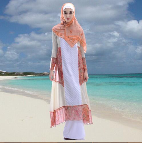 Moderne Islamische Kleidung Das Neueste Modell Der