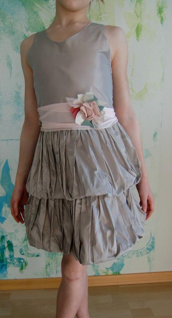 Monny Festliches Kleid Z14106 Mauve Rose Gr 152  Das