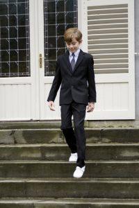 Monny Kommunion Jungen 3Tlg Anzug Auf Maß  Das Wolkenboot