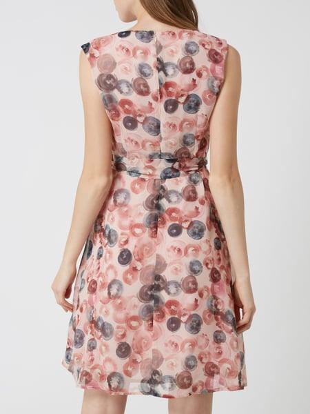 Montego Kleid Aus Chiffon In Rosé Online Kaufen 1094528