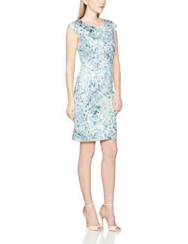 More  More Damen Kleid Mehrfarbig Multicoloured
