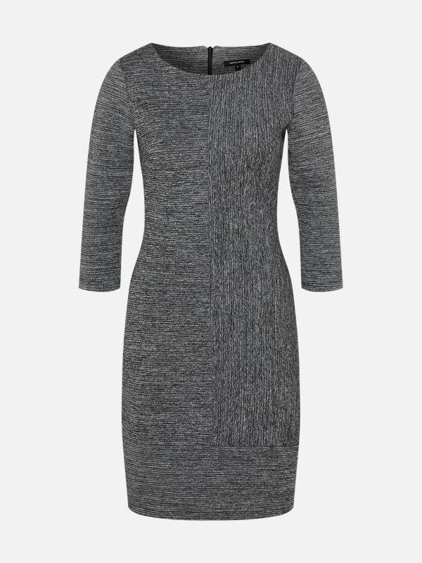 More  More Kleid In Silbergrau Bei About You Bestellen