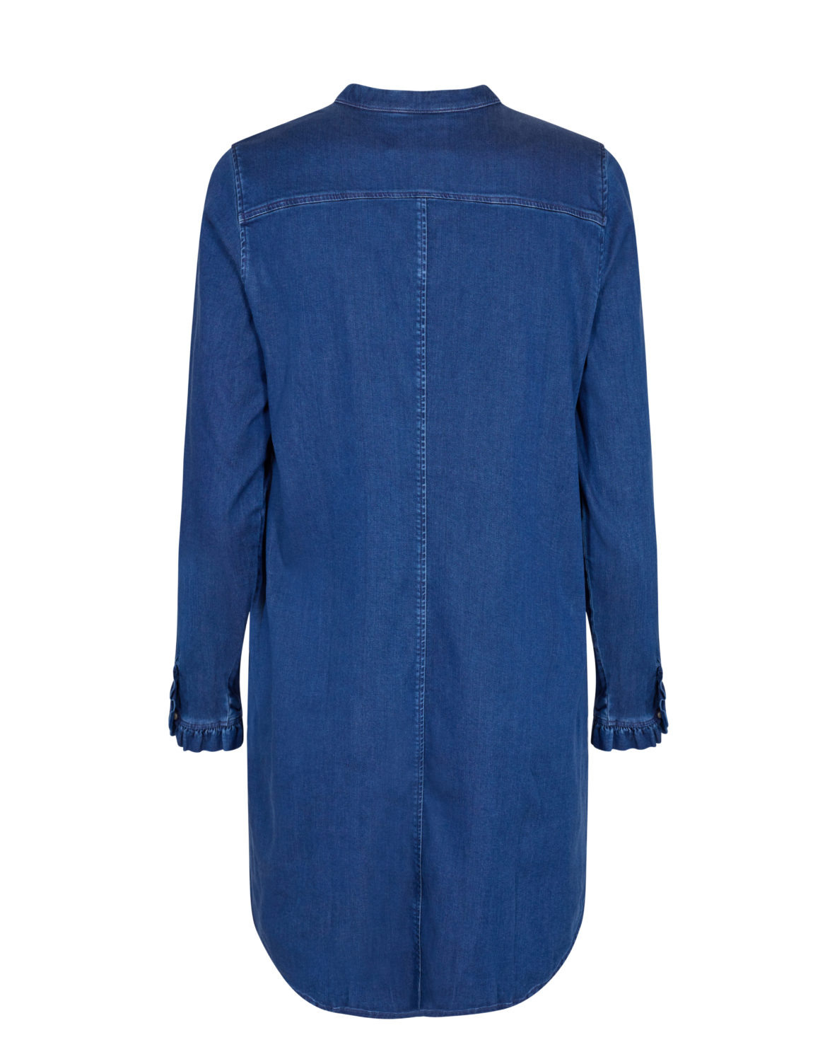 Mos Mosh  Mattie Denim Dress  Blue  Inside Living Shop