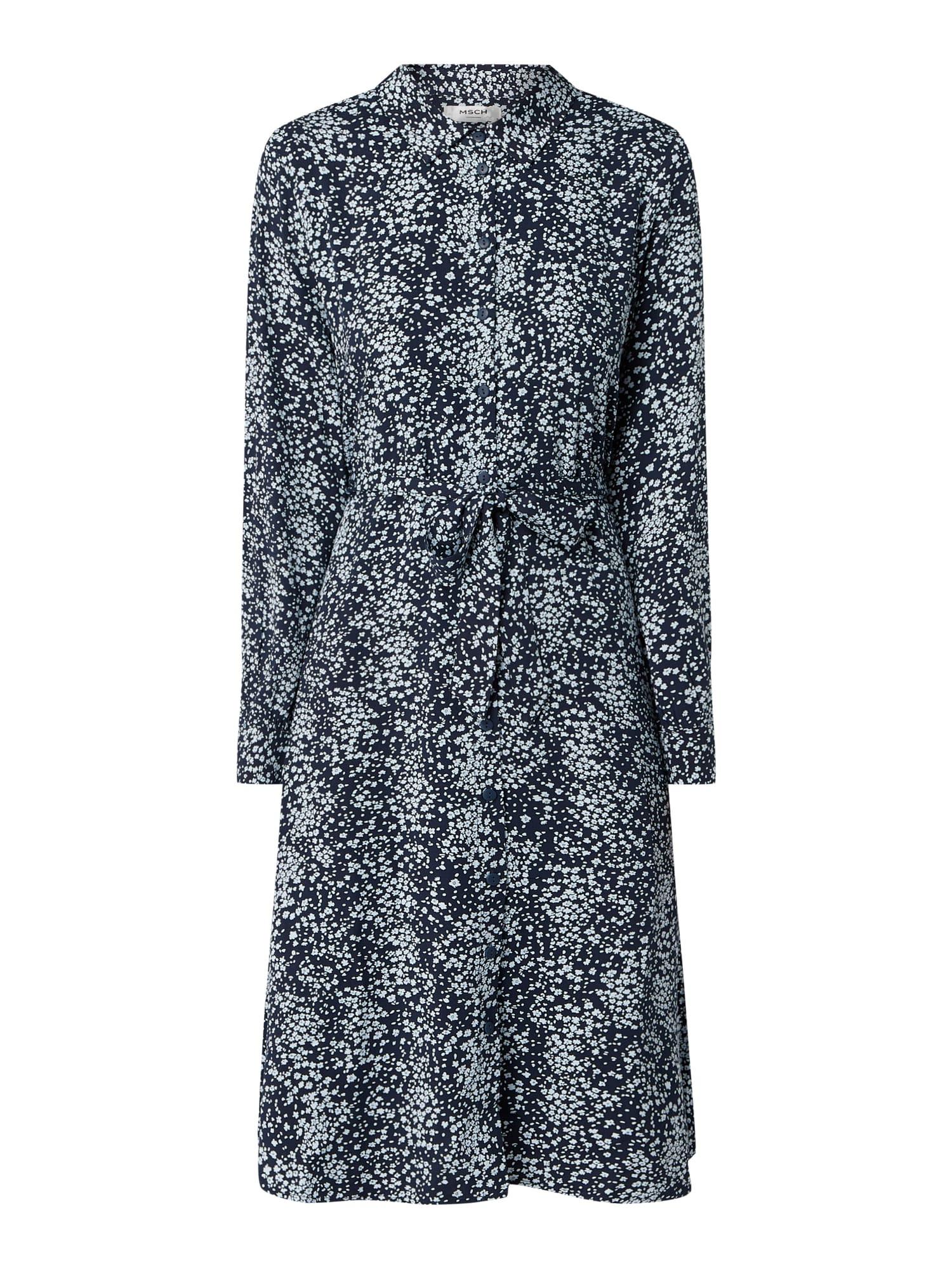 Moss Copenhagen Kleid Aus Viskose Modell 'Amaya Raye' In