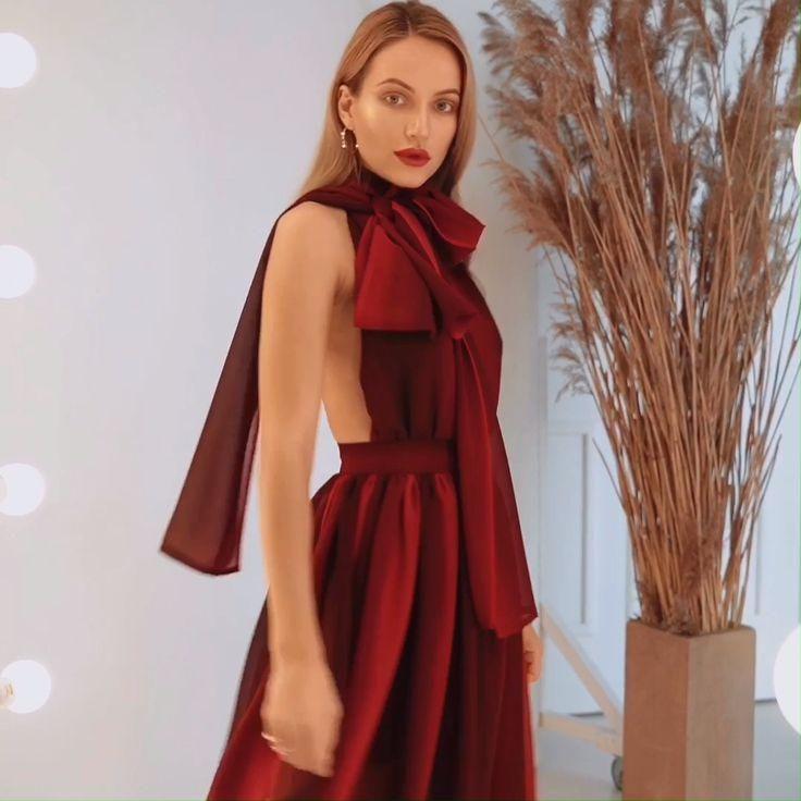 Multiway Dress Kleid Hochzeitsgast Infinity Dress