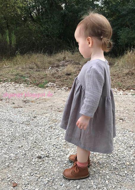 Musselin Kleid  Musselin Kleid Musselin Kleid Baby