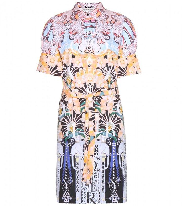 Mytheresa  Mary Katrantzou Lorda Printed Cotton Dress