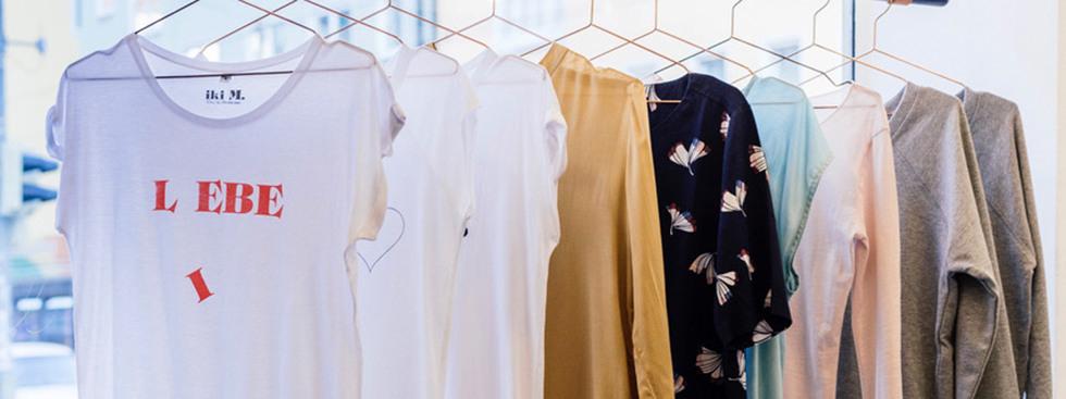 Nachhaltig Kleidung Shoppen